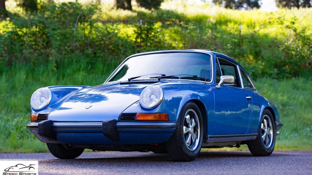 1973 Porsche 911T Sportomatic