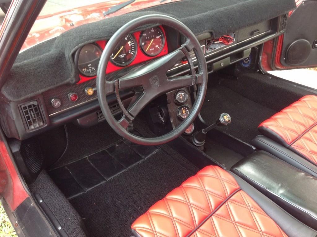 1974 Porsche 914 Targa 2.0