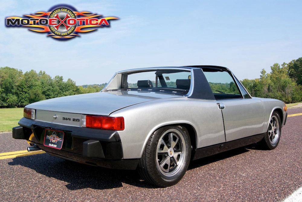 1974 Porsche 914 Targa