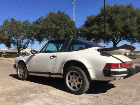1982 Porsche 911 SC project for sale