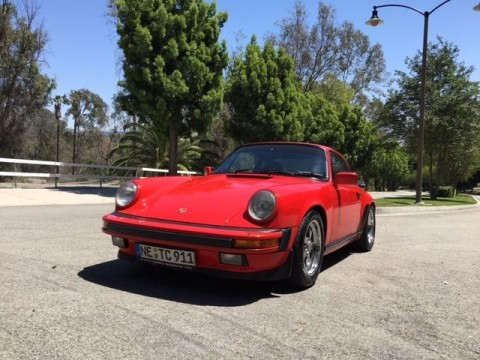 1983 Porsche 911 SC for sale