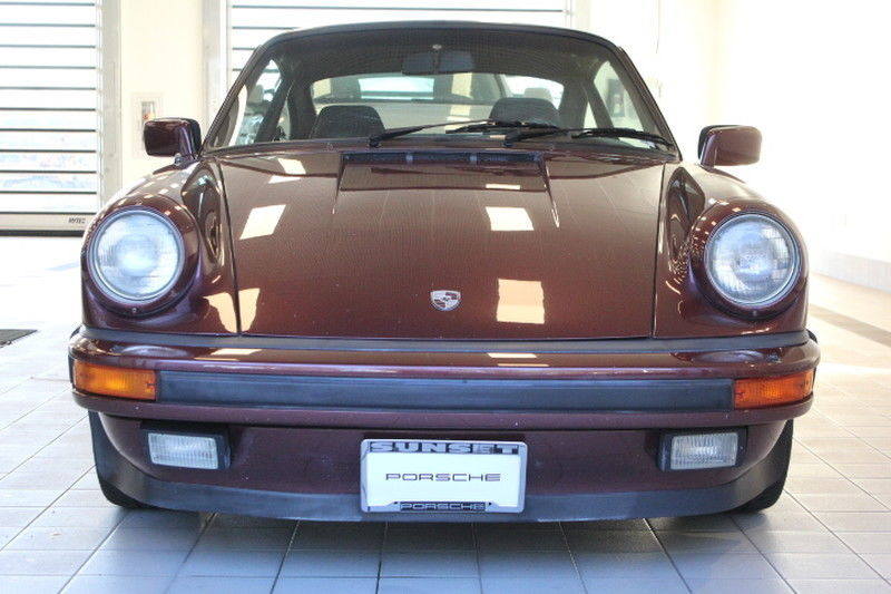 1984 Porsche 911 Carrera Coupe