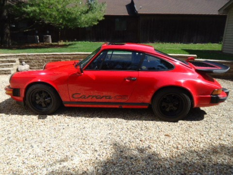 1986 Porsche 911 Carrera Sunroof Coupe for sale