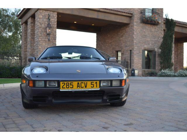 1986 Porsche 928S 5 Spd