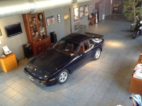 1986 Porsche 944 Coupe Barn Find for sale