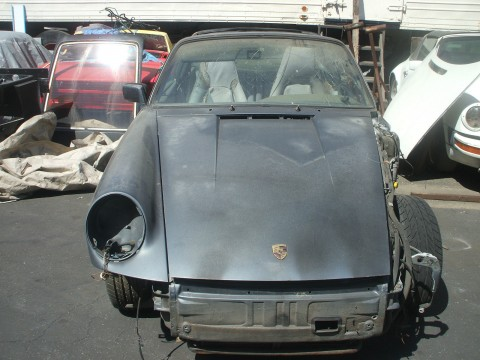 1987 Porsche 911 Targa Project Car for sale