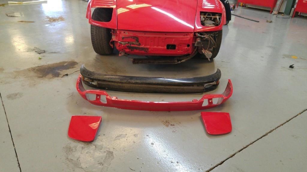 1987 Porshe 911/930 Factory Turbo Slant Nose