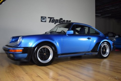 1988 Porsche 930 911 Carrera Turbo for sale