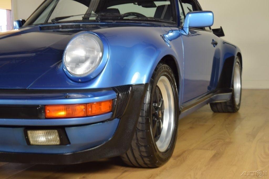 1988 Porsche 930 911 Carrera Turbo