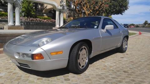 1989 Porsche 928 S4 for sale