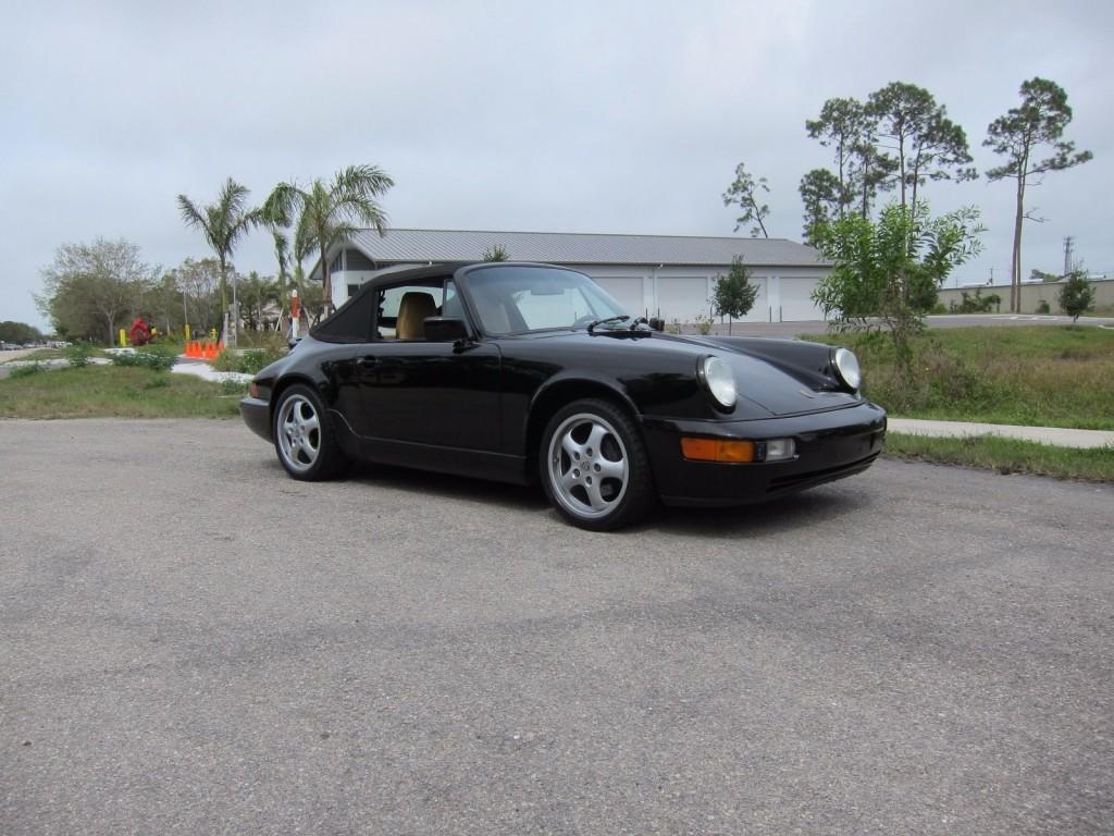 1991 Porsche 911 Carrera 2 964 Convertible