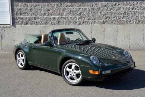 1995 Porsche 911 ( 993 ) Cabriolet for sale