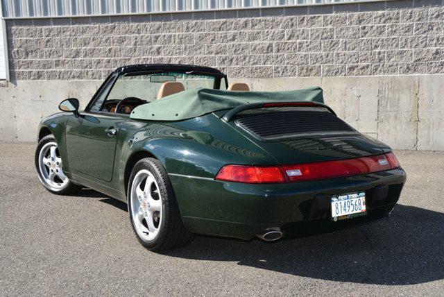 1995 Porsche 911 ( 993 ) Cabriolet