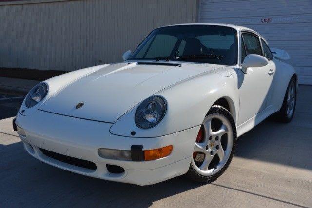 1996 Porsche 911 Coupe C4S