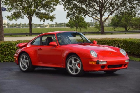 1997 Porsche 911 930 Carrera Turbo Coupe for sale