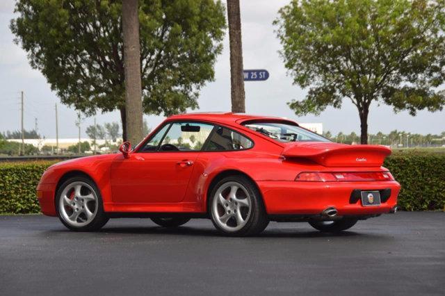 1997 Porsche 911 930 Carrera Turbo Coupe