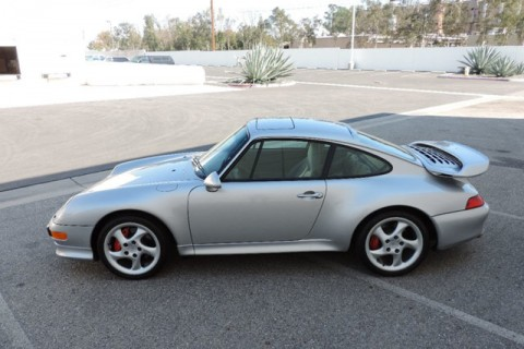 1997 Porsche 911 C4S Carrera 993 for sale