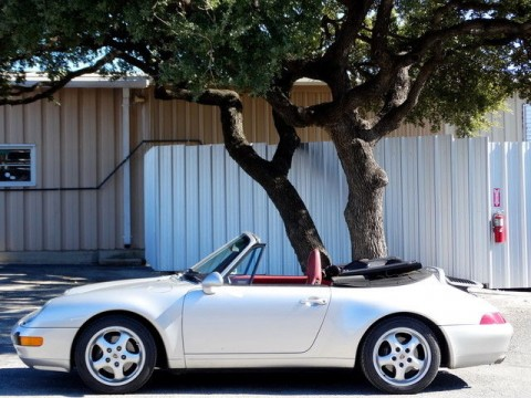 1997 Porsche 911 Cabriolet for sale