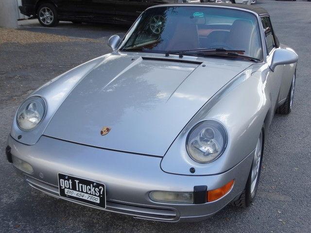 1997 Porsche 911 Cabriolet
