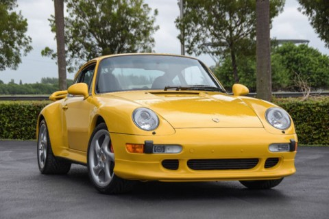 1997 Porsche 911 Carrera 4S for sale