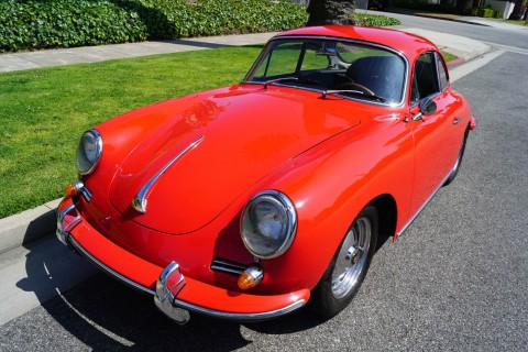 1963 Porsche 356 B Coupe for sale