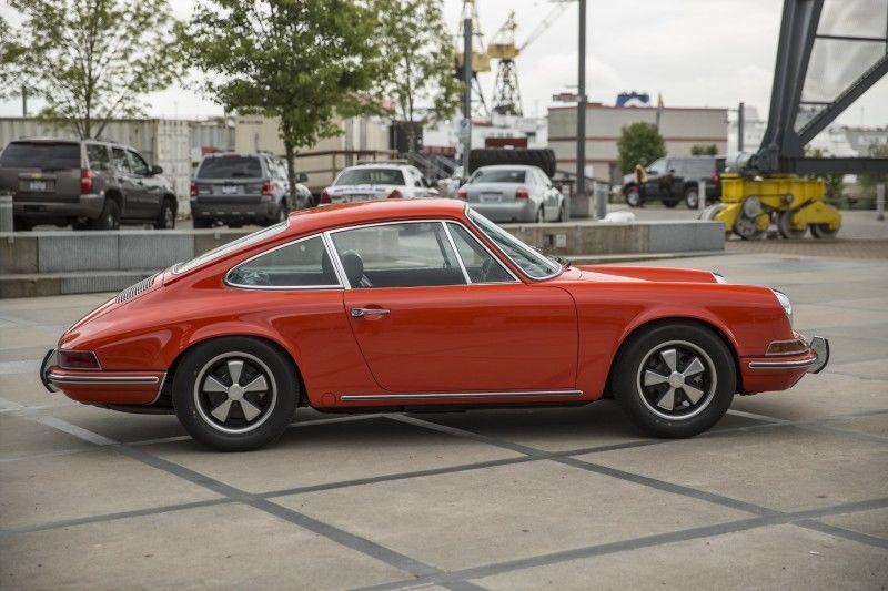 1969 Porsche 911 T Coupe