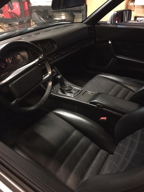 1986 Porsche 944 Coupe