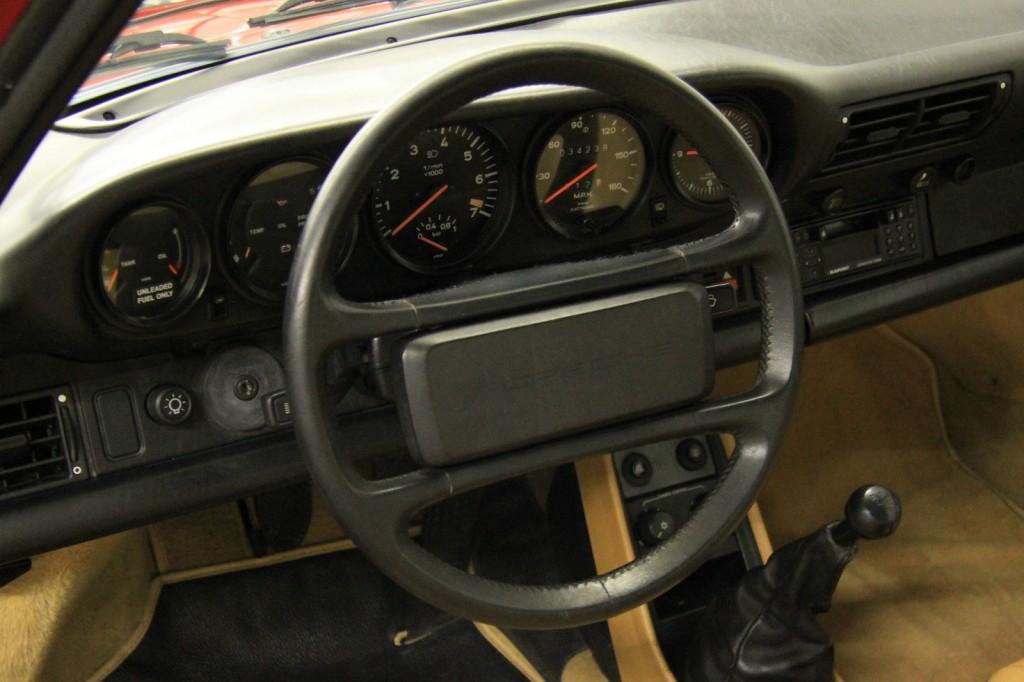1987 Porsche 911 Turbo Carrera Coupe