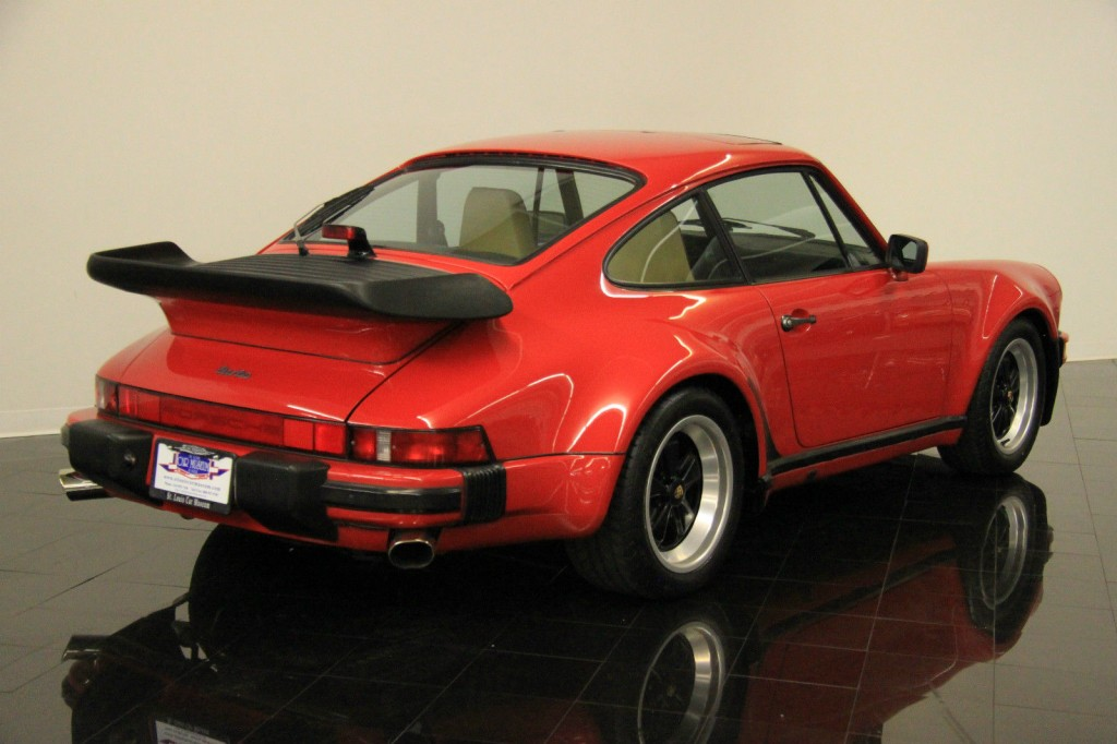 1987 Porsche 911 Turbo Carrera Coupe