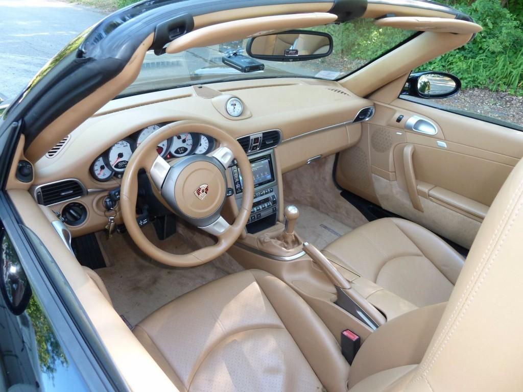 2005 Porsche 911 S Cabriolet