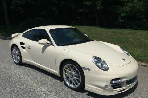 2011 Porsche 911 Turbo S Coupe for sale