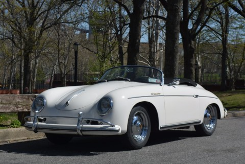 1957 Porsche 356A Speedster for sale