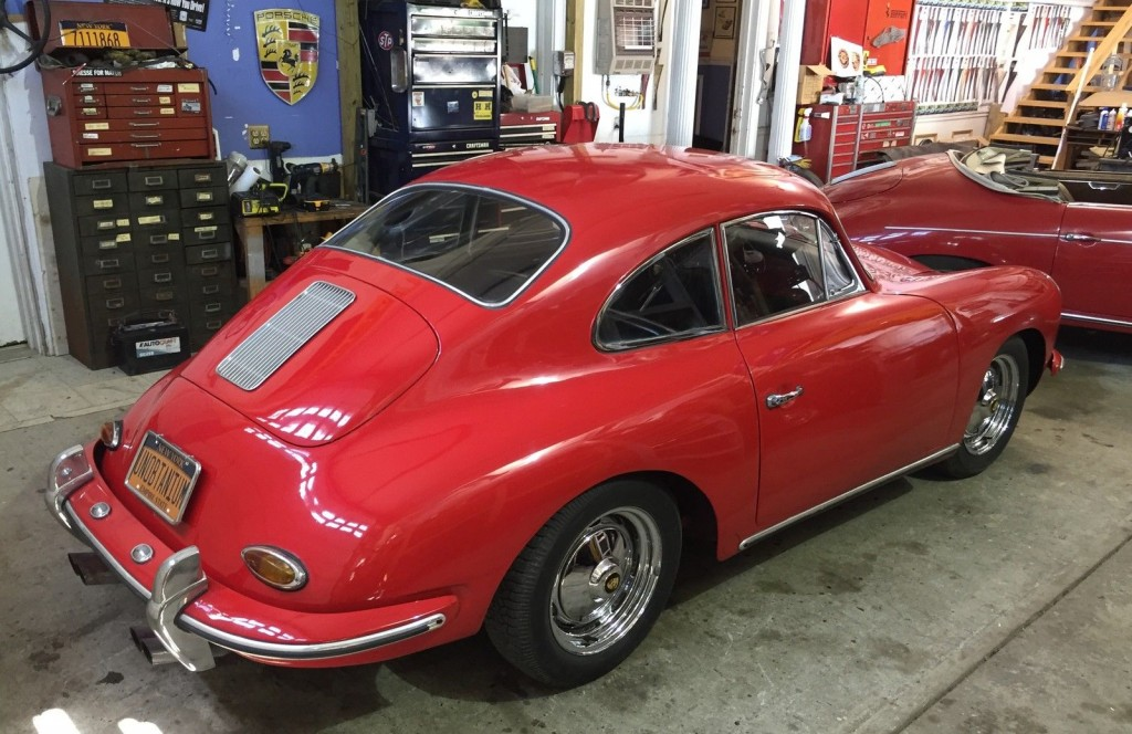 1960 Porsche 356 B Coupe Super 90
