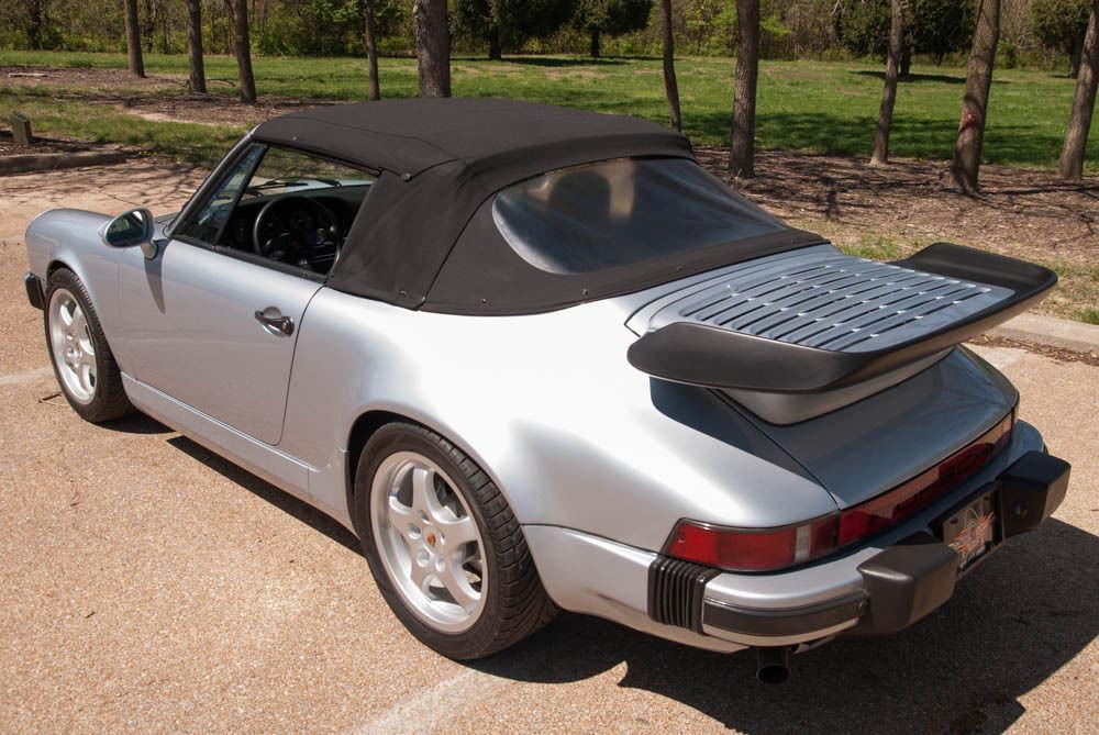 1969 Porsche 911 911 SC Cabriolet