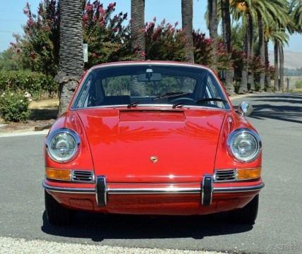 1969 Porsche 911 911T Karmann COUPE for sale