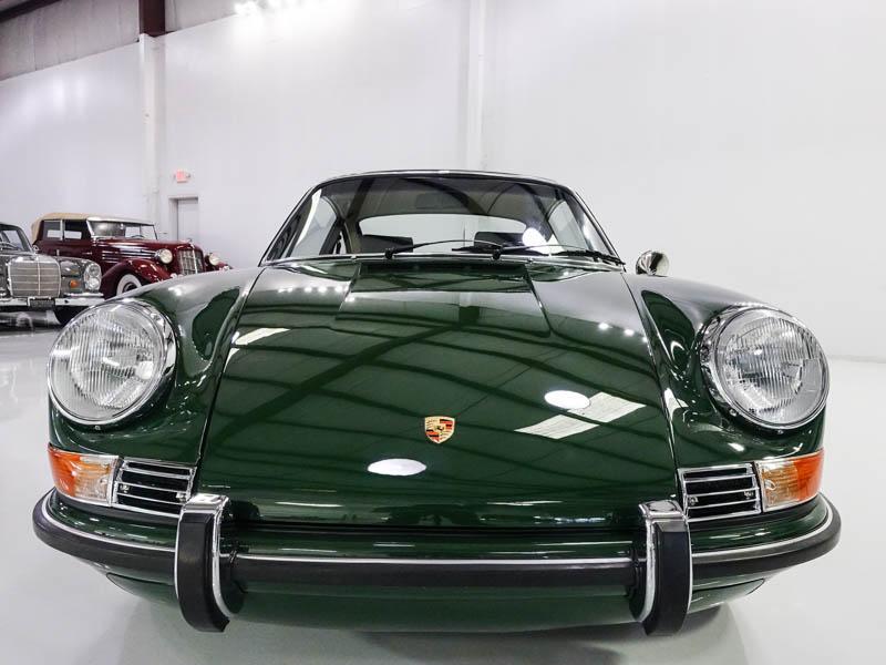 1970 Porsche 911 T Coupe