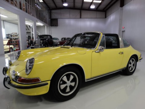 1971 Porsche 911 S 2.2 Targa, Number 24 OF ONLY 788 PRODUCED! for sale