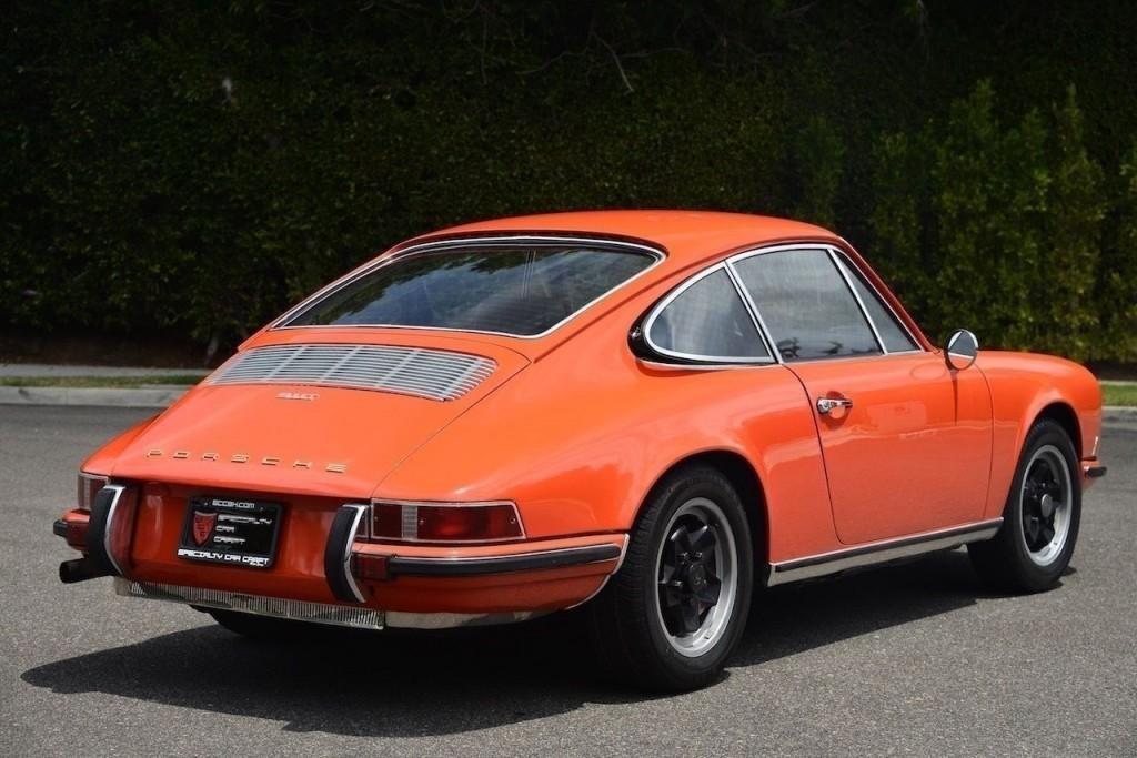 1971 Porsche 911 T For Sale