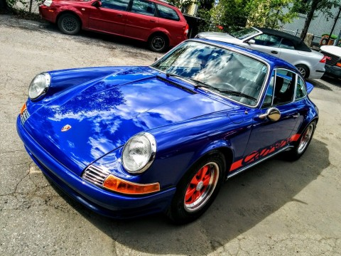 1972 Porsche 911 RS clone for sale