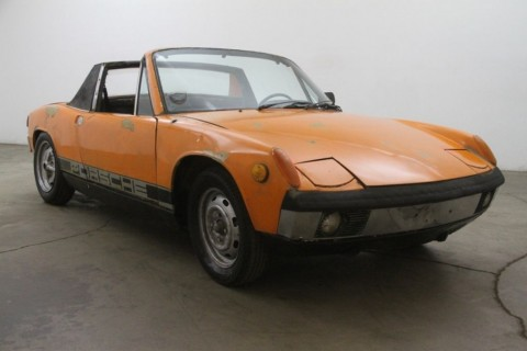 1972 Porsche 914 for sale