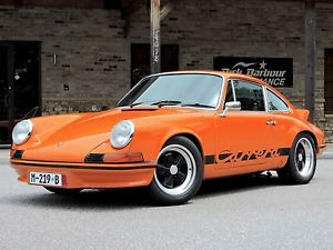1973 Porsche 911 RS Tribute for sale