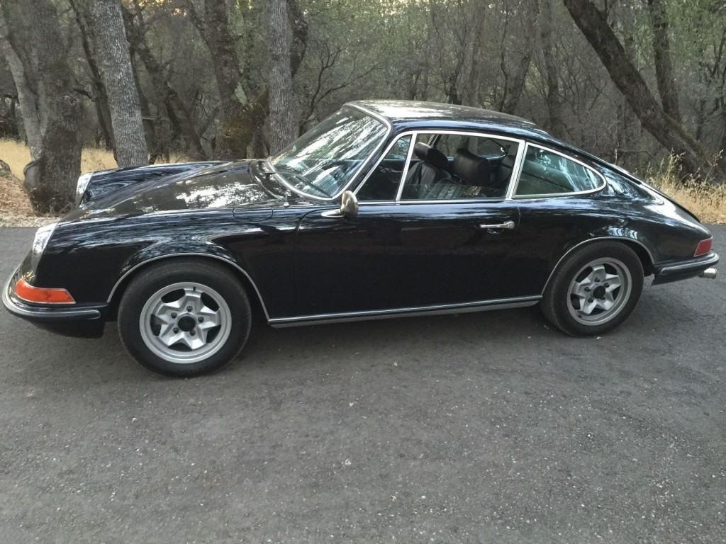 1973 Porsche 911 T/E