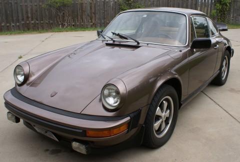 1976 Porsche 911 911S for sale