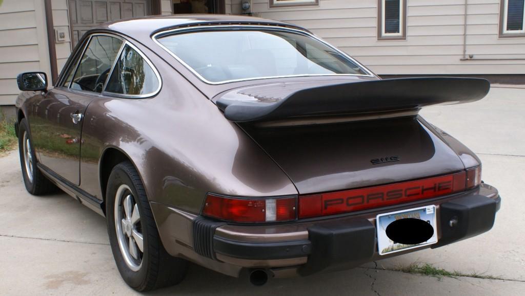 1976 Porsche 911 911S