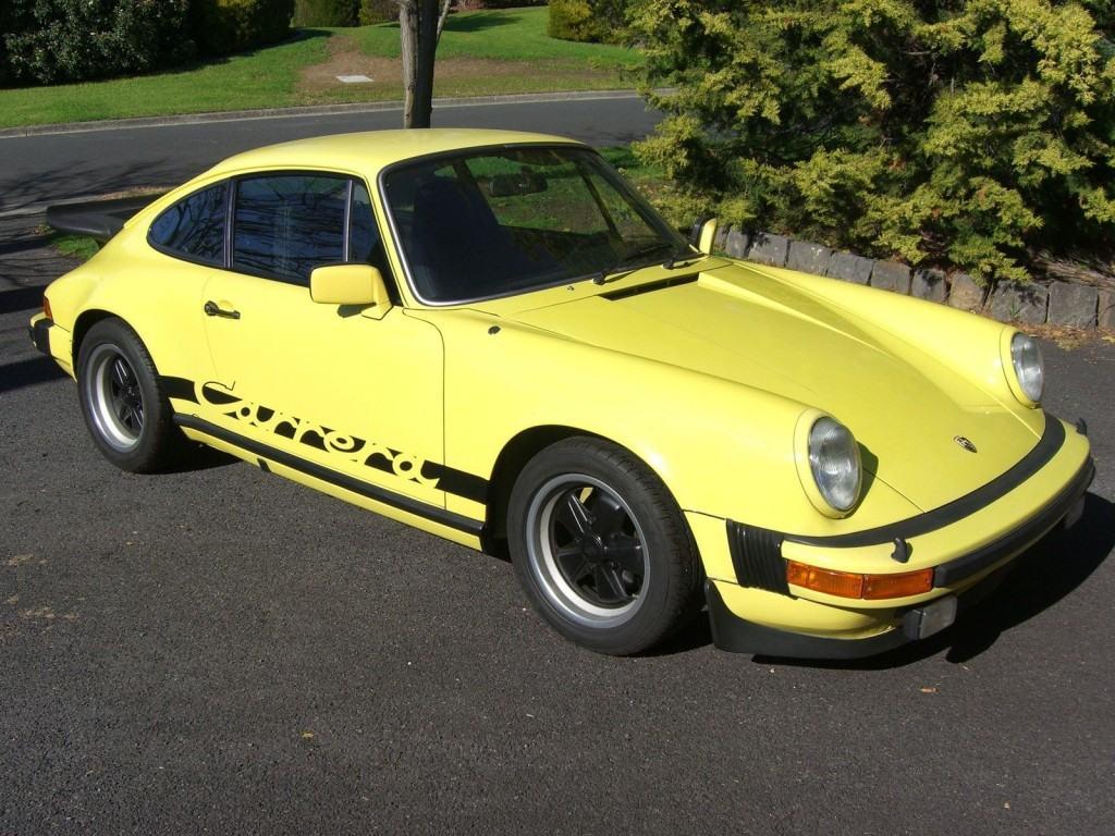 1976 Porsche 911 Carrera 3 0 For Sale