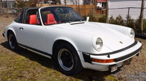 1976 Porsche 911 Targa S for sale