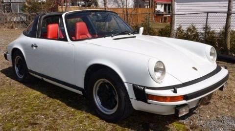 1976 Porsche 911 Targa S for sale