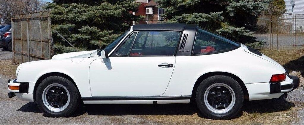 1976 Porsche 911 Targa S
