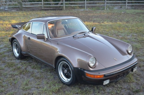 1977 Porsche 930 911 TURBO for sale