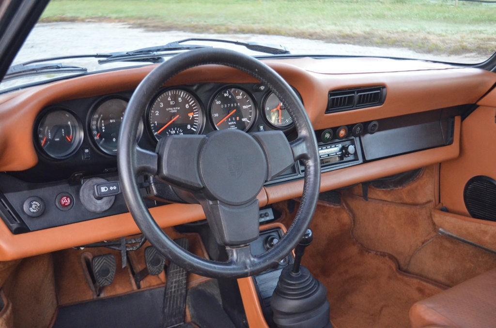 1977 Porsche 930 911 TURBO